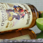 Captain Morgan Rum Flasche header