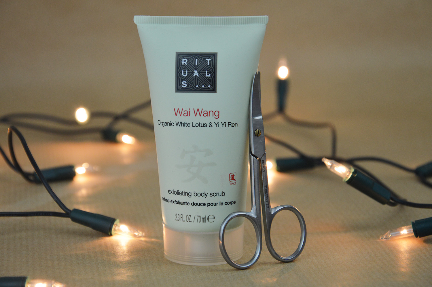 www.advance-your-style.de, Beautyblog, Berlin, Kosmetik, Hautpflege, Winter, Hände, trockene Hände, Let's Talk About Beauty, RITUALS Body Scrub, Wai Wang Organic, test