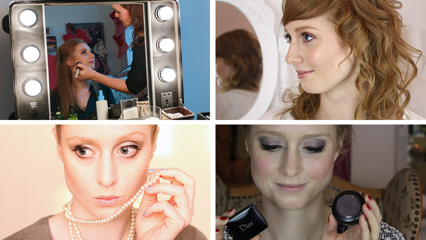 Advance Your Style, Beautyblog, Berlin, Monday's Makeup, Geburtstag, ein Jahr, Jubiläum, Party, Rückblick, Makeup für helle Haut, Beautytipps, Püppikram Berlin, Beautysalon, Teamwork, Girlpower, Titelbild