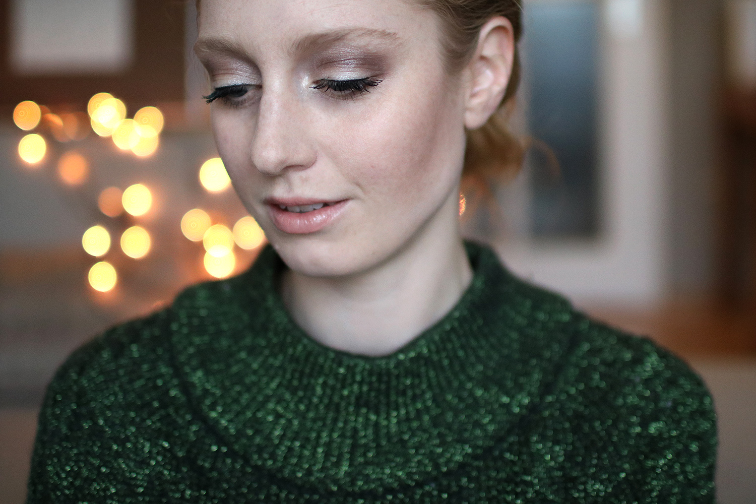 Advance Your Style, Beautyblog, Berlin, Youtube, Video, Makeup Tutorial, Winter 2015, Winter Look, dunkles Augenmakeup,
