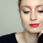 Buntes Makeup, Mutiges Makeup, Fasching, Frühling, Helle Haut, Makeup Tutorial, Monday's Makeup, Beautytipps, Beautyblog, Berlin, Influencer, Advance Your Style, TitelbildInfluencerin Hella zeigt auf ihrem Berlin Beautyblog ein Makeup Tutorial für ein frisches buntes Makeup für helle Haut