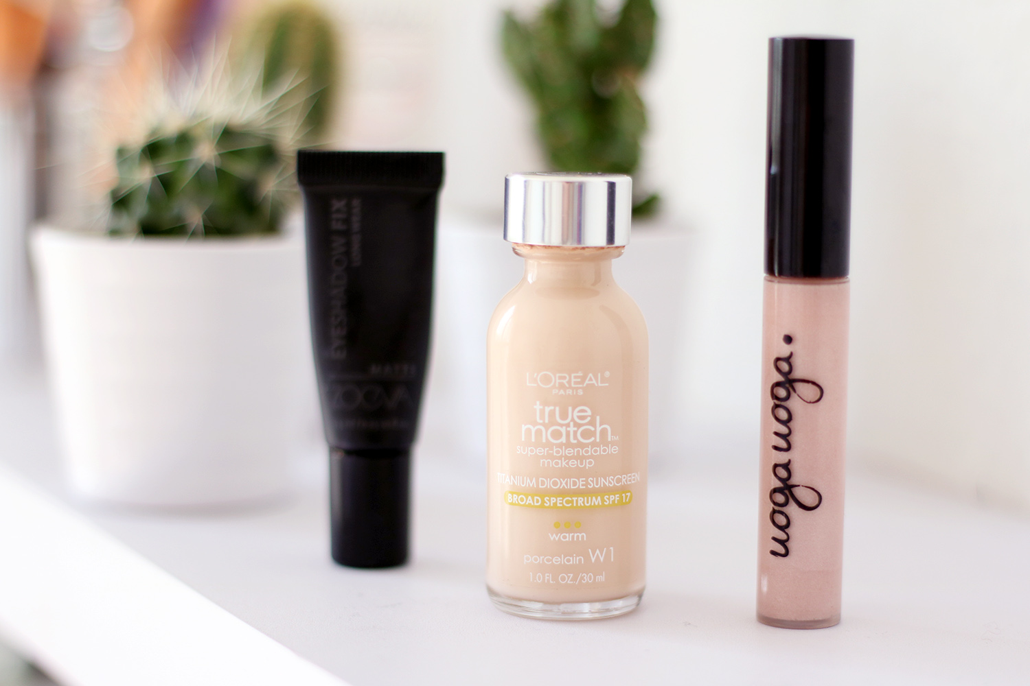 Lidschattenbase Zoeva Foundation Loreal True Match 20 Min Tagesmakeup Schminktipps Video Youtube Rote Haare Beauty Blog Mondays Makeup Helle Haut Advanceyourstyle Berlin Influencer
