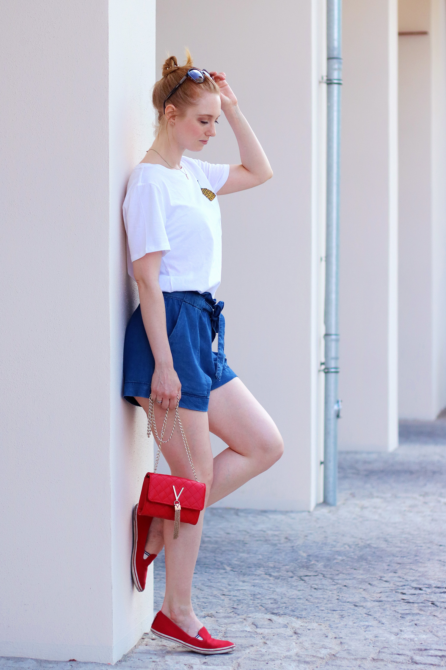 Jeans Shorts, Pants, Summer Look, Outfit, Tips, Streetstyle, Fashion Tips, Find Your Style, Influencer, Germany, Berlin, Fashion Blog, Fashion Blog, Advance Your Style, advanceyourstyle