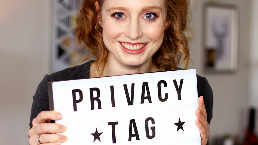 Youtube Tag – 16 private Fragen