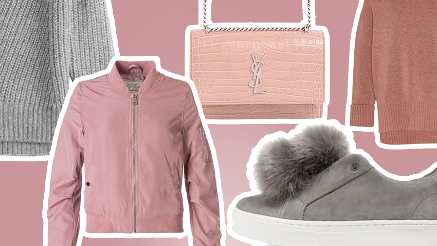 Mix & Match Valentinstagsoutfit – Pink Edition