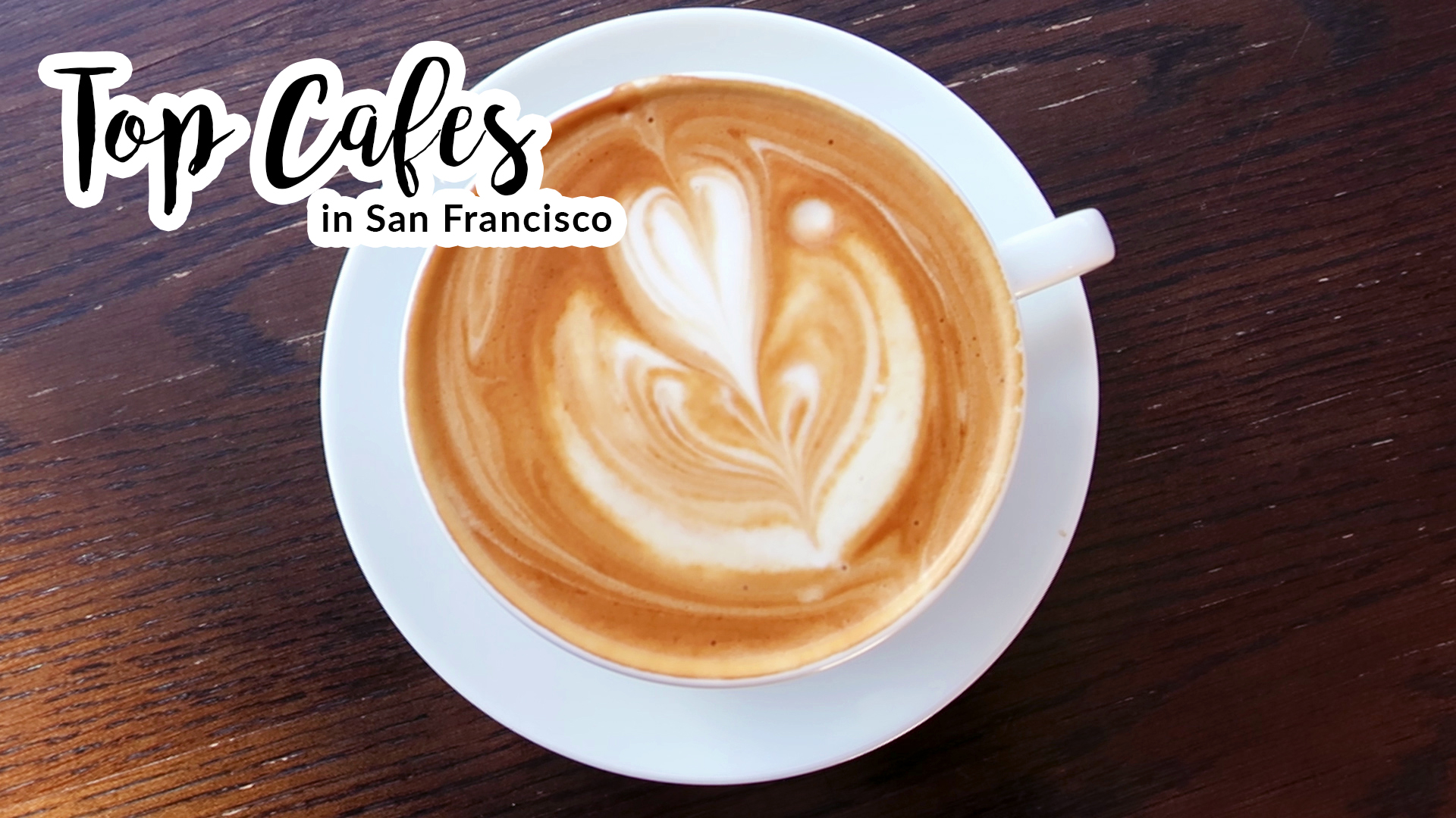 Kaffee Tasse, Latte Art, Top 5 Cafes in San Francisco, Reisetipps, San Francisco, San Francisco Tipps, USA, Reiseblog, Lifestyle, advanceyourstyle